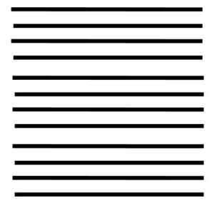Horizontal-parallel-lines